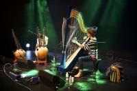 Catrin & Seckou Live © Andy Morgan 14