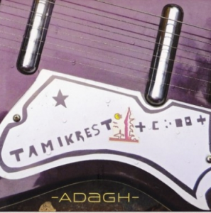 Tamekrist - Adagh CD Cover
