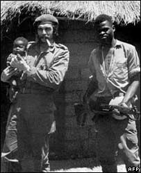 Che in The Congo