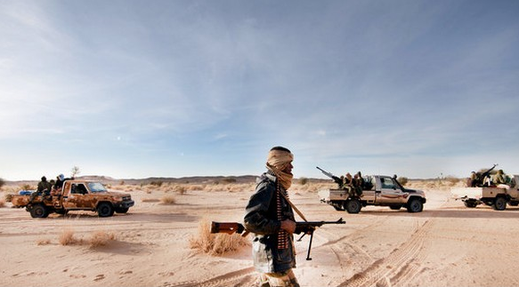Tuareg uprising 2012 2