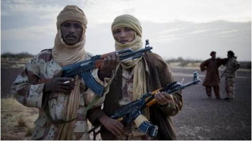 Fighters Northern Mali