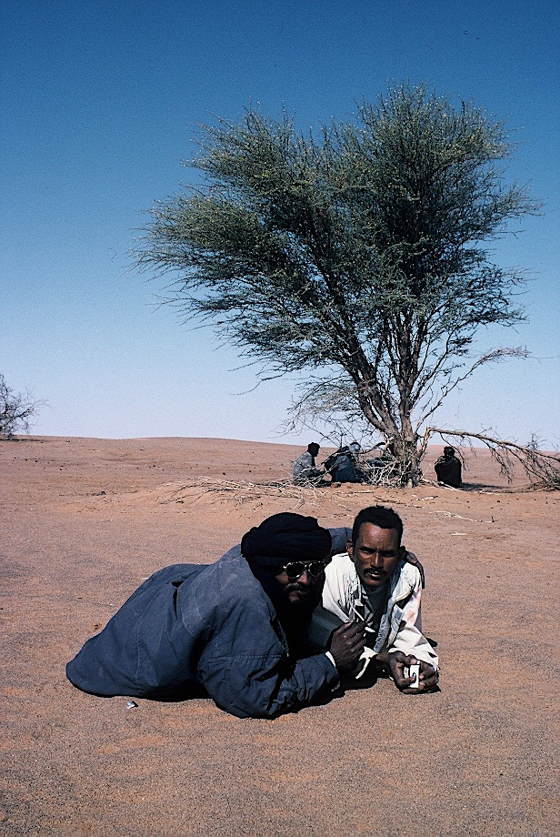 Festival in the Desert 2001, Tin Essako, north eastern Mali . (c) 2001 Andy Morgan