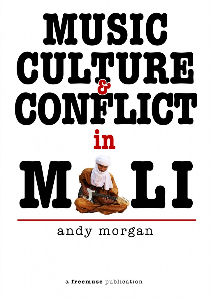 'Music Culture & Conflict in Mali' - BOOK COVER