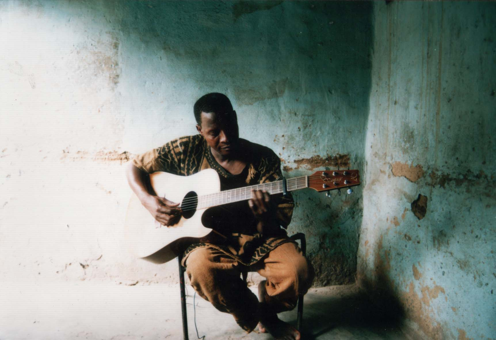 Sidi Toure (Courtesy of Thrill Jockey)