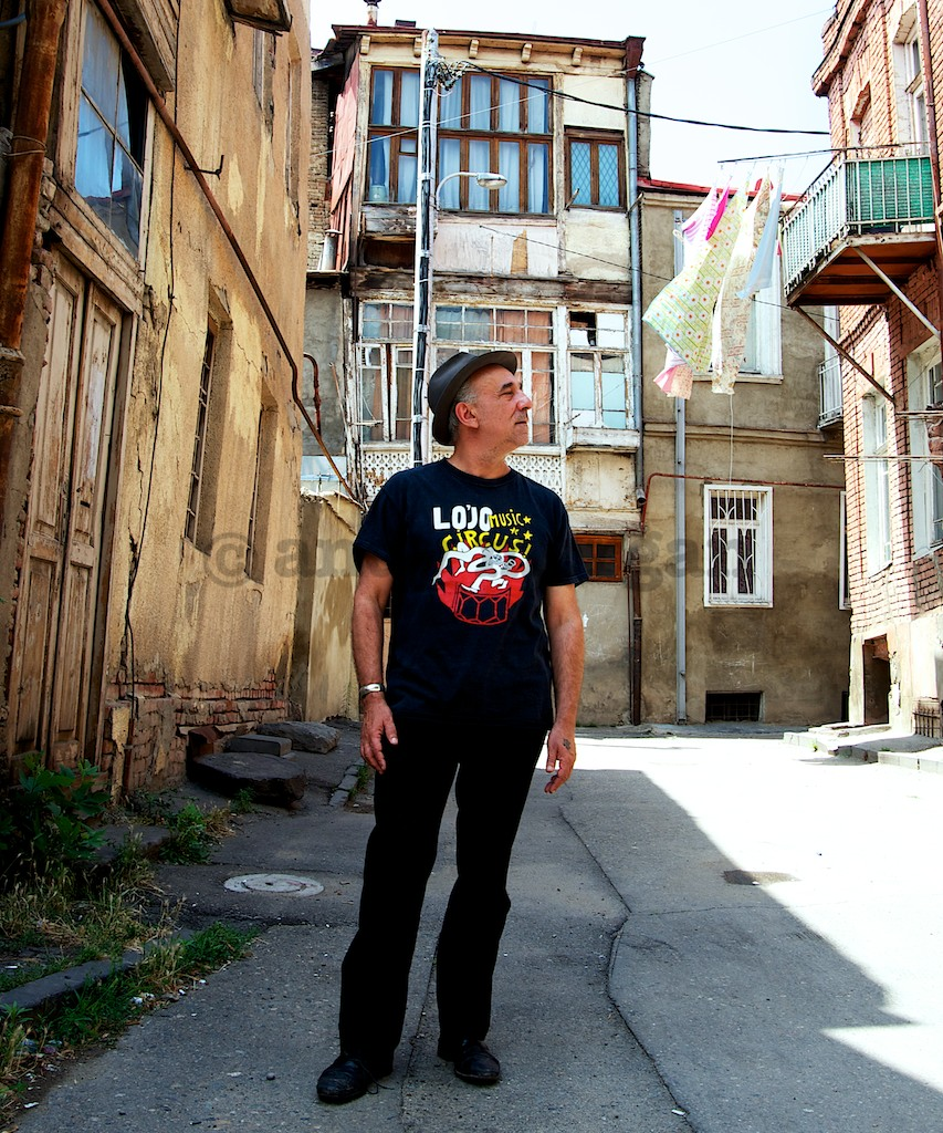 Denis Péan Tbilisi Old Town 2012