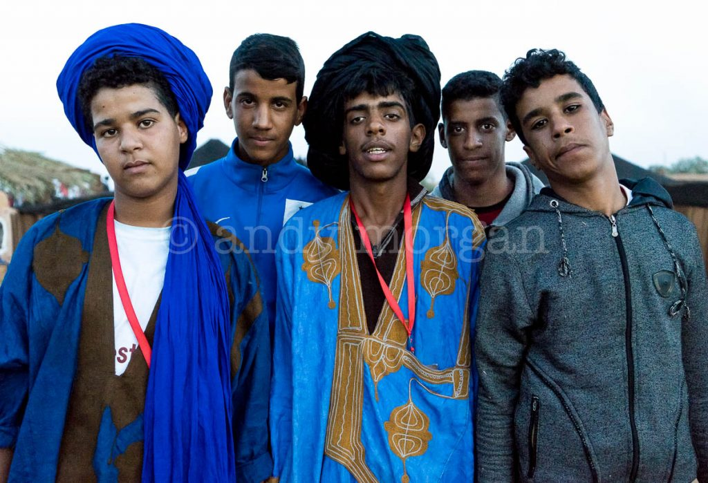 Les Jeunes Nomades at Taragalte Festival